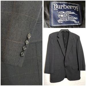 Burberry's Vintage Wool Blazer